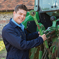 Safety Around Farm Machinery