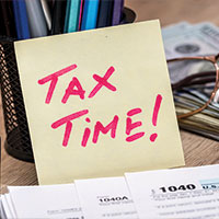 Calculating your Tax Entitlements