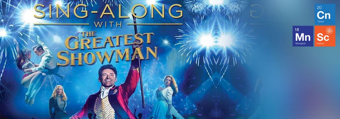 ILet your Heart Sing - An evening with Shane Martin & The Greatest Showman