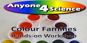Colour Families with Anyone 4 Science